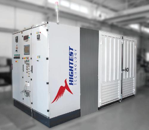 Hightest-TTS-125-3300 Transformer Test System